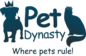 Logo for Pet Dynasty dog and cat boarding in Pleasanton